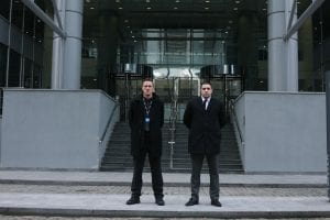 Corporate Security Companies in London - T Class Security